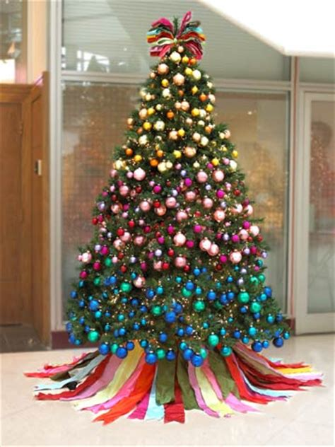 festival  christmas trees