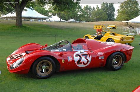 Ferrari 330 P3 by 1967 Ferrari 330 P3 4 Pictures History Value Research