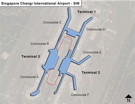 map of singapore airport terminals sin singapore changi airport terminal maps