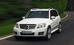 2010 Mercedes Glk350 Car And Driver