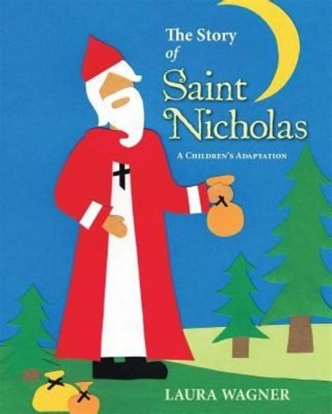 story st new the story of nicholas a children s adaptation