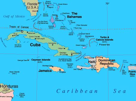 dominica on world map where is dominica located on a map