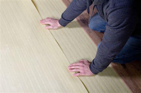 how to install 2 in 1 vapor barrier flooring underlayment