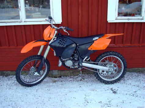 2002 Ktm Sx 125 2002 Ktm 125 Sx Picture 2313853