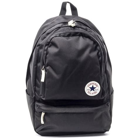Converse Chuck Plus 1 0 Backpack converse poly chuck plus backpack black