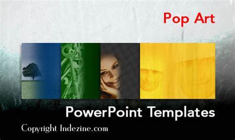 Pop Art Powerpoint Templates Pop Powerpoint Template