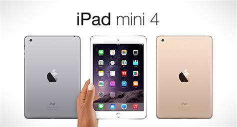 Dan Spesifikasi Tablet Apple harga apple mini 4 dan spesifikasi lengkap apptekno
