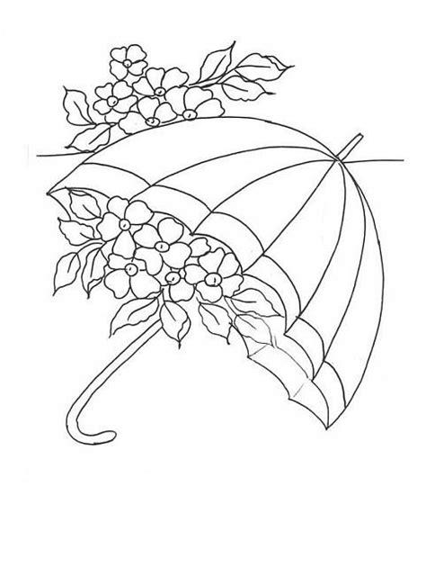 disegni di fiori da ricamare disegni da ricamare ombrello con fiori disegni da