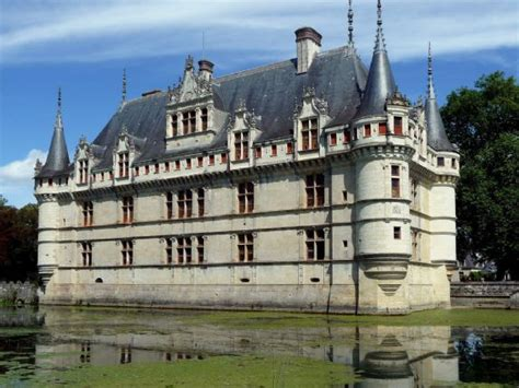 Distance Tours Azay Le Rideau by Loire Valley Of Castles Family Cycling In