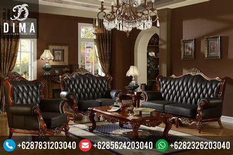 Kursi Tamu Mebel Jepara mebel jepara set sofa kursi tamu klasik mewah terbaru