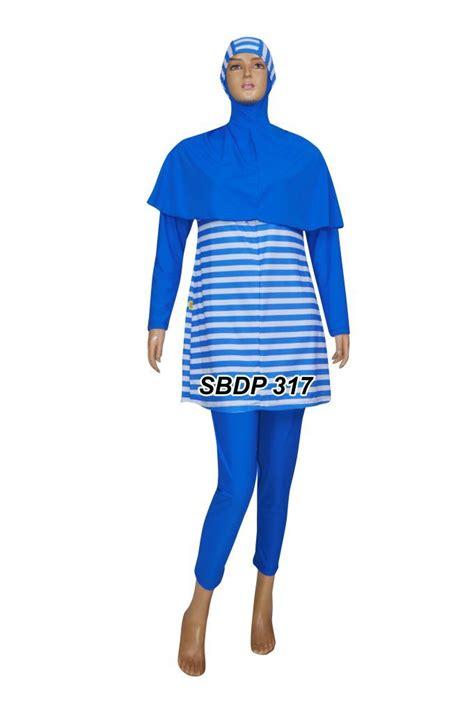 Baju Renang Muslimah Fitri Collection Model Jumpsuit baju renang muslimah sulbi sbdp 317 baju renang muslimah