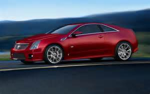 Cadillac Cts Coupe 2010 2010 Cadillac Cts V Coupe Renderings Car News Top Speed