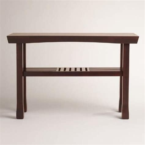 World Market Sofa Table by 250 Hako Table World Market Home Decor Furniture