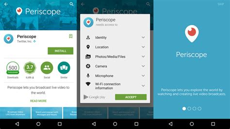 How To Search For On Periscope How To Use Periscope On Android How To Pc Advisor