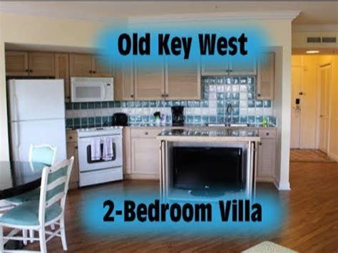 key west  bedroom villa  walt disney world youtube