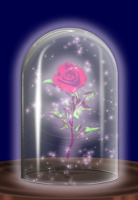 rose in beauty and the beast what beauty wants by carnivalcreations on deviantart