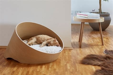 modern cat bed furniture fetchscape trending news 187 20 modern chic and cozy cat beds