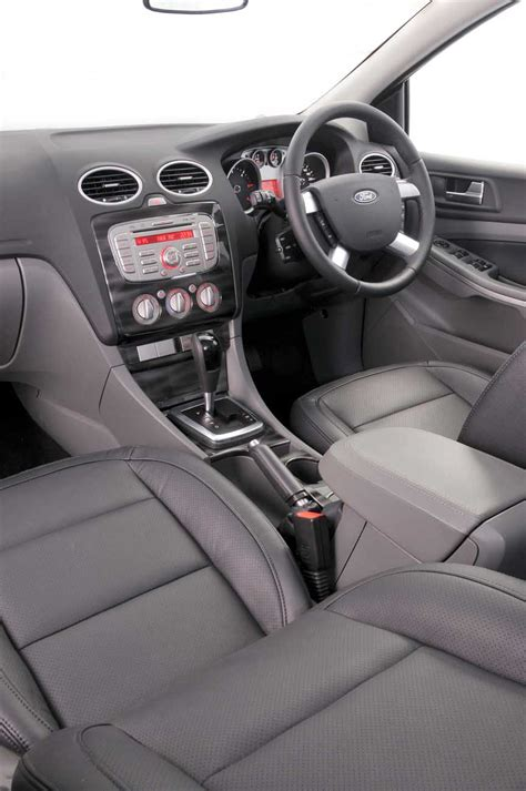 2009 Ford Focus Interior by Sa Roadtests 2009 Ford Focus 2 0 Tdci Powershift