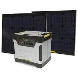solar powered home generator the home solar power generator hammacher schlemmer