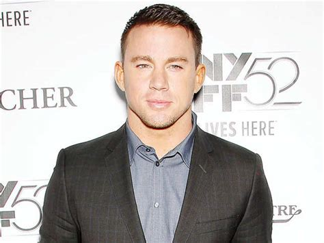 channing tatum insists he never i ve never considered myself smart person channing tatum
