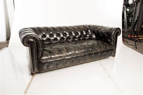 Leather Chesterfield Sofa Sale Leather Chesterfield Sofa For Sale At 1stdibs