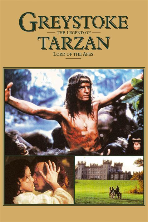 Greystoke Legend Tarzan Lord Apes 1984 Full Movie Edgar Rice Burroughs The Luckiest Man In The World
