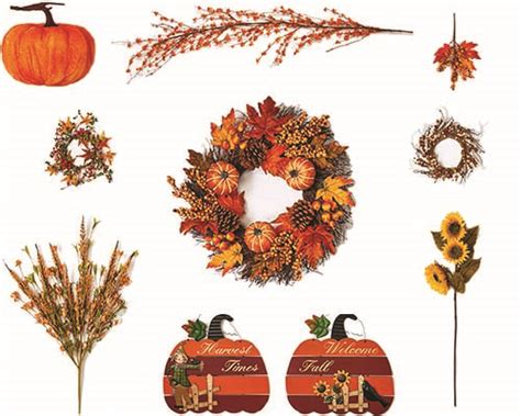 fall decor wholesale wholesale fall decorations