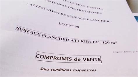 compromis de vente maison 5023 terrain once upon a maison