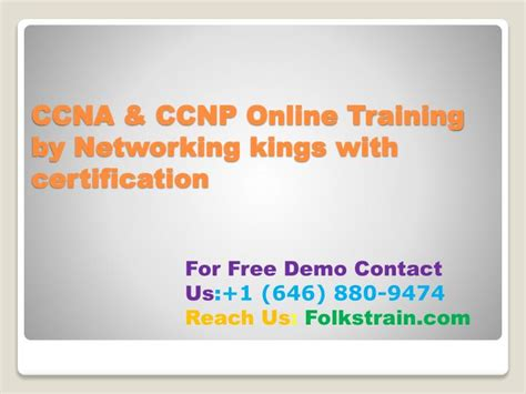 ccna tutorial powerpoint ppt ccna online training powerpoint presentation id