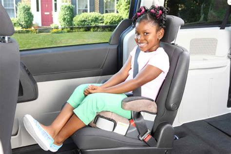 when can a child be in a booster seat how a booster seat can protect your child