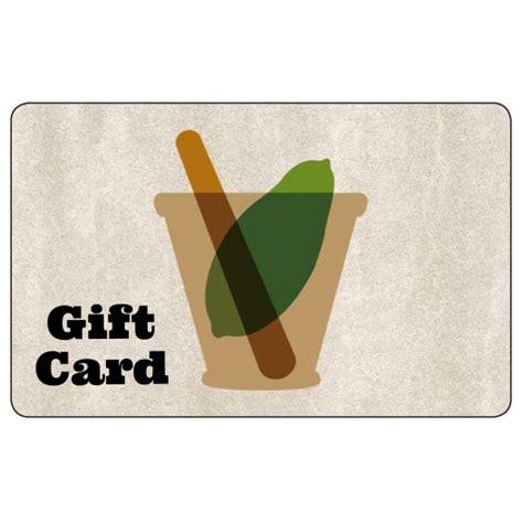 Dc Restaurant Gift Cards - pok pok gift card pok pok restaurants