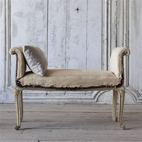 antique louis iv style banquette for sale at 1stdibs