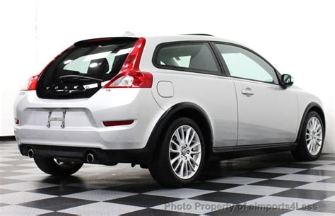 certified used volvo 2011 used volvo c30 certified c30 t5 coupe at