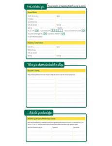 Grocery Store Resume Morrisons Fresh Job Application Form Free Download