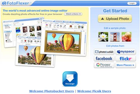 editor de fotos en linea gratis fotoflexer editor de fotos en l 237 nea