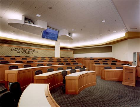 Haas Mba Size by Executive Learning Classroom At The Haas School Of