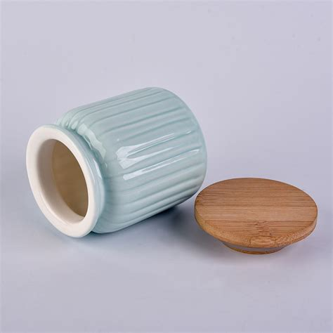 colored jars wholesale wholesale blue containers ceramic colored candle jar with