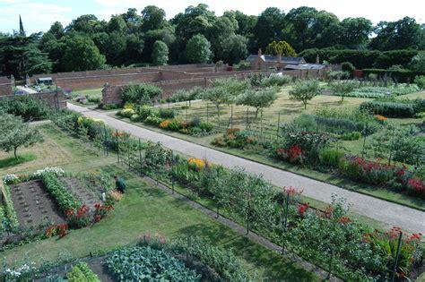 walled garden caravan park clumber park historic and botanic garden trainee programmes