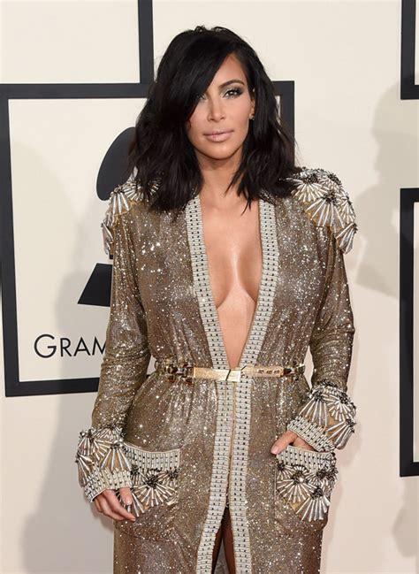 khloé kardashian debuts short lob kim kardashian debuts long wavy bob hairstyle at the