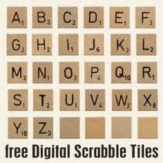 scrabble depot wall scrabble letters printable images