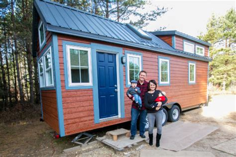 tiny house for family of 5 hogan tiny house family interview and tour