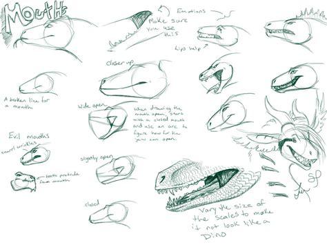pattern drawing dragon dragon mouth tutorial by nakaseart on deviantart
