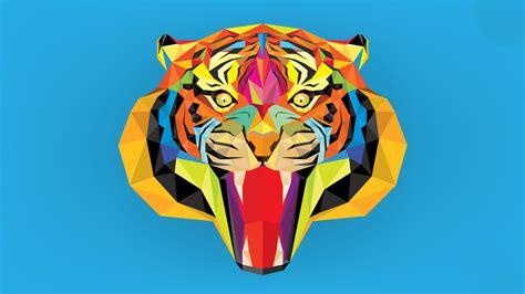abstract tiger wallpaper abstract tiger wallpaper www pixshark com images