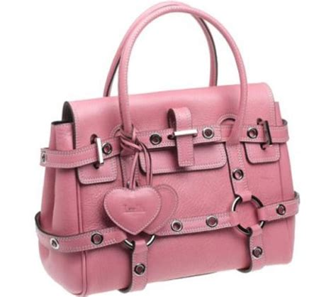 Luella Bartley Robbed Of Designer Handbags by La Fille Lpf Inspiring Designers Luella Bartley