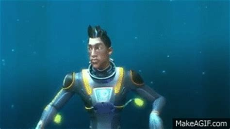 youtube layout gif subnautica early access trailer on make a gif
