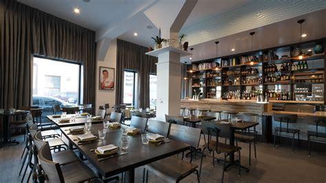 la best restaurants dining during dwell on design 2017 20 best restaurants in