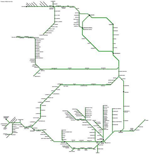 wales train rail maps