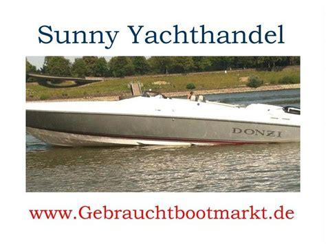 donzi boat second hand donzi 27 zr in germany speedboats used 05349 inautia