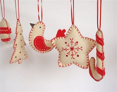 cute  quirky homemade christmas ornaments  holidays