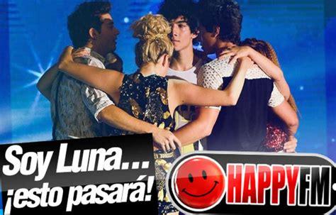 Soy Luna Primeros Spoilers De La Segunda Temporada Happy Fm El | soy luna primeros spoilers de la segunda temporada